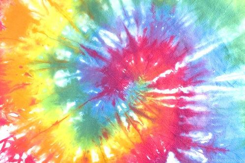 Tye Dye Camp #2  JUNE 7, 8, 9