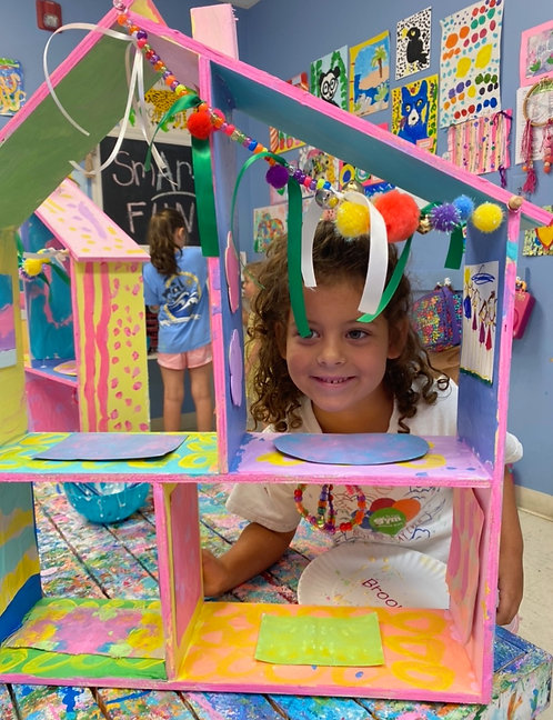 Doll House Camp  JUNE 14, 15, 16