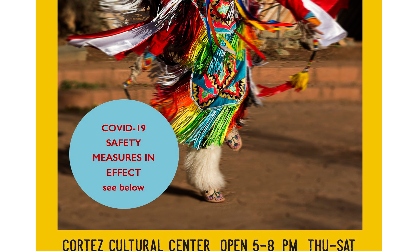 Summer 2020 Native Dances