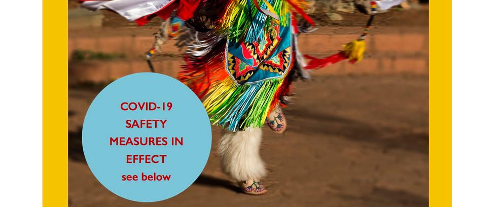 Summer 2020 Native Dances