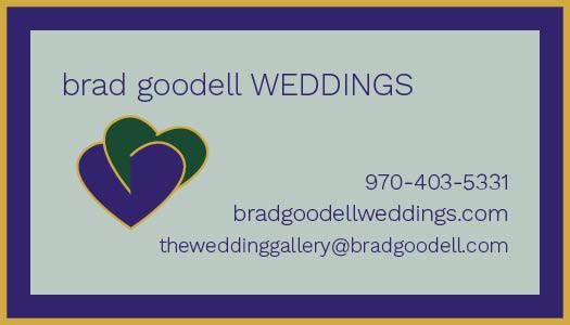 Brad Goodell Weddings