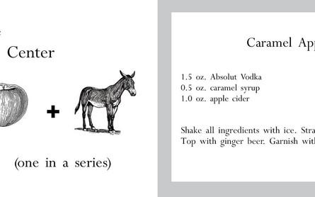 Caramel Apple Mule