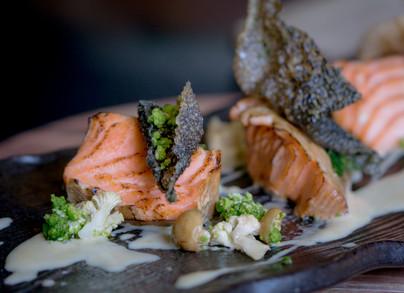 Organic King Salmon