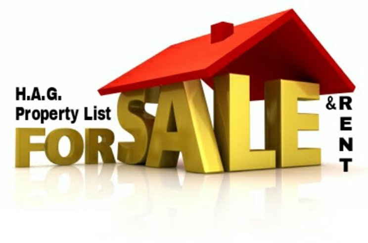 H.A.G. Property List For Sale & Rent