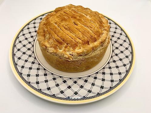 Proper Devon Beef Pie (Various Sizes)