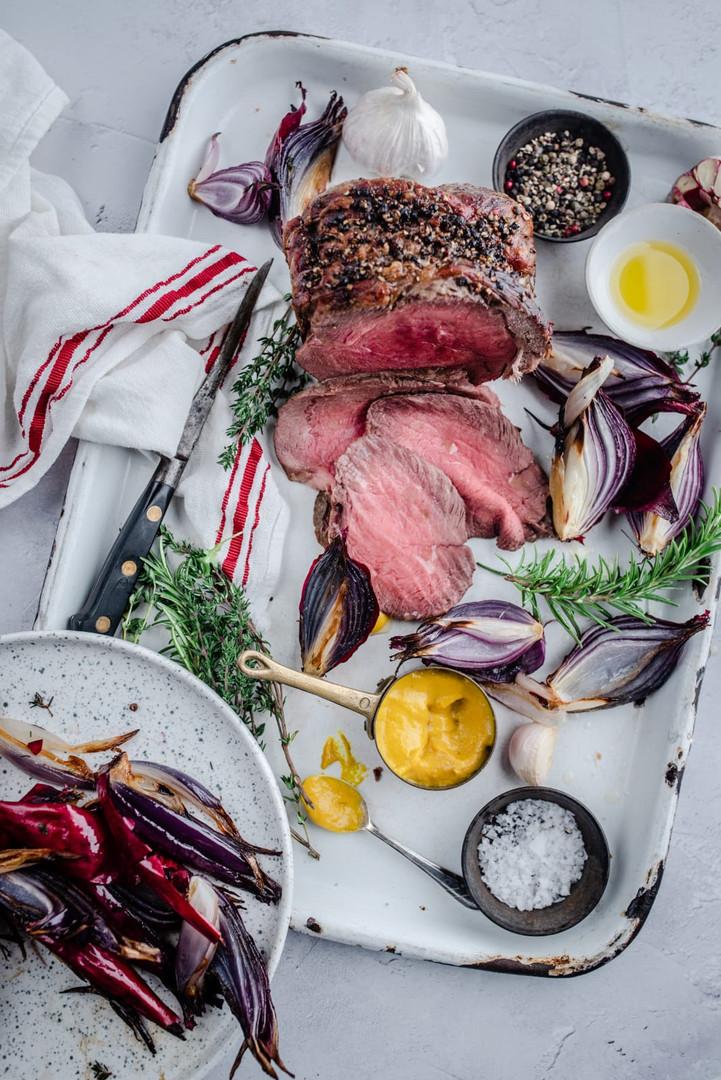 100% Grass Fed Roast Beef
