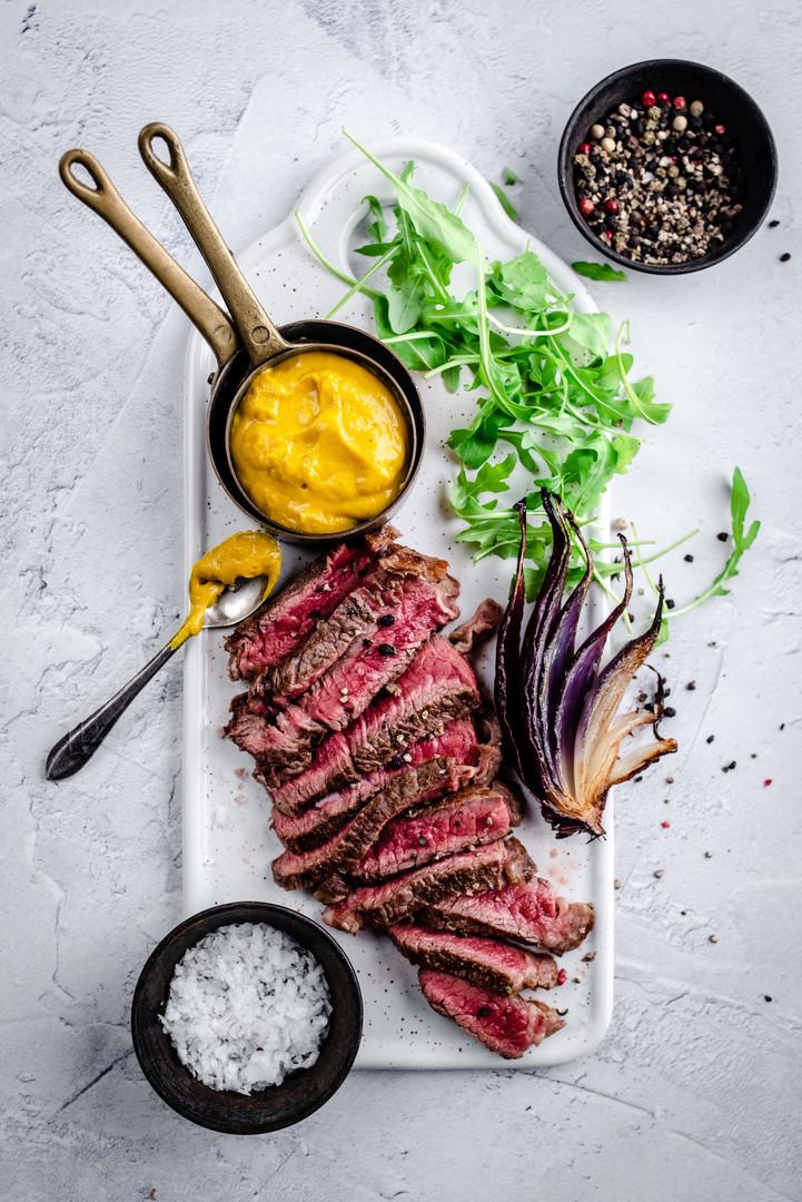 100% Grass Fed Steak