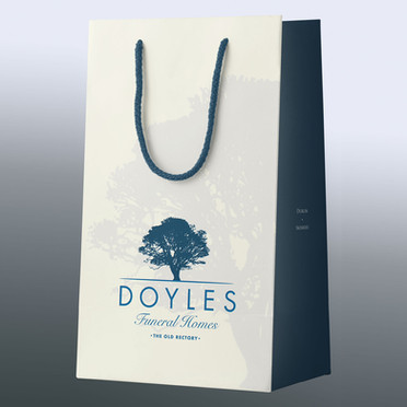 Doyles Urn Bag by Canfly Marketing