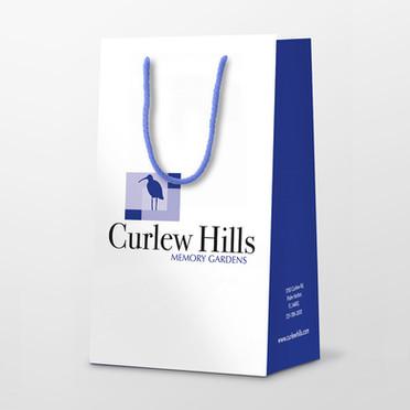 Curlew Hills Urn Presentation Bag | Canfly Marketing