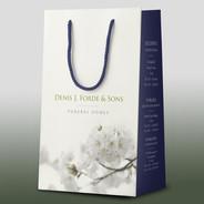 Fordes Urn Presentation Bag | Canfly Marketing