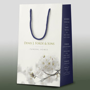 Branded funeral bags |Canfly Marketing