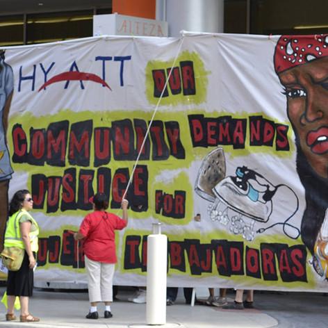 Citlali: Our Community Demands Justice for Mujer Trabajadoras