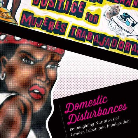 Citlali: Cover of Domestic Disturbances