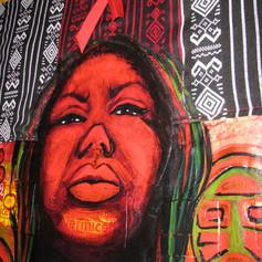 La Mujer de Maiz-detail 1