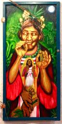 Maria Sabina: Curando Con Marihuana y Hongos Majicos
