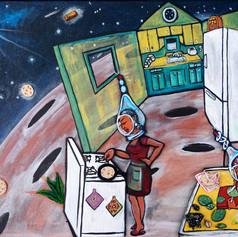 Citlali: Hechando Tortillas y Cortando Nopalitos en Outer Space