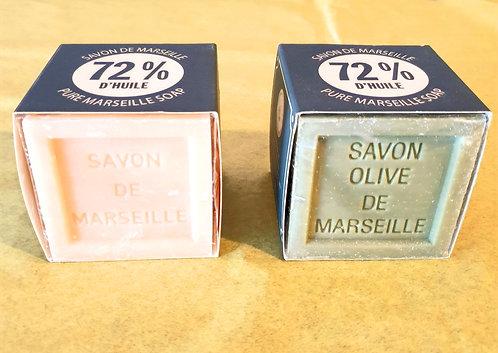 """SAVON DE MARSEILLE """" LE CUBE"""""""