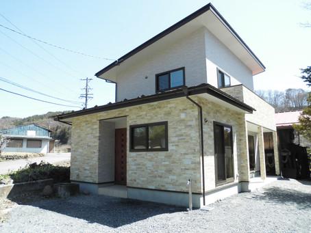 富士見町K様邸完成