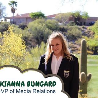 Kianna Bungard