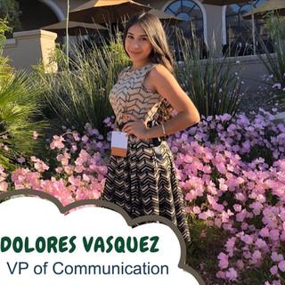 Dolores Vasquez