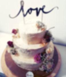 #weddingcake #bruidstaart #nakedcake #fl