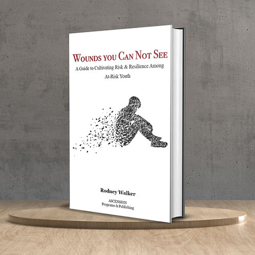 Wounds You Can Not See: Hardcover