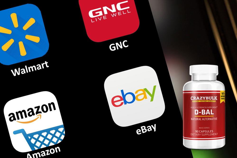 Where To Buy Crazybulk D Bal Legal Steroids Ebay Amazon Gnc