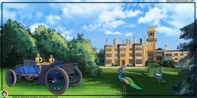 Shuttleworth Manor Spread