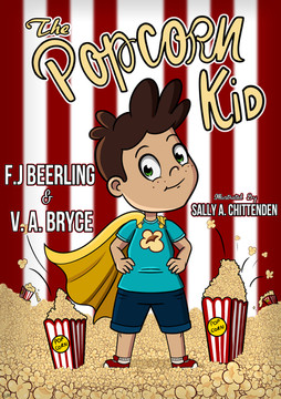 The Popcorn Kid Cover