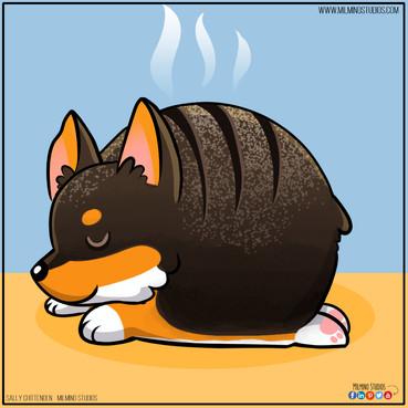 Burnt Loaf Logo