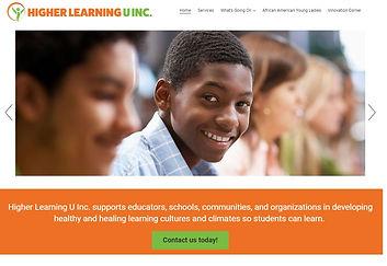 Cover shot Higher Learning.JPG