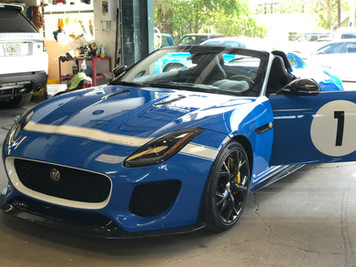 2017 F-Type Project 7