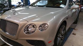 2017 Bentley