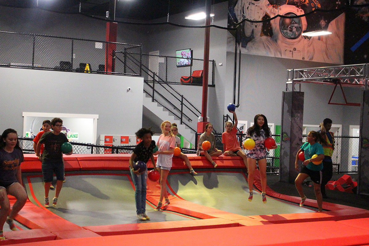 Airborne Extreme | Trampoline Park of the Most Fun in ...