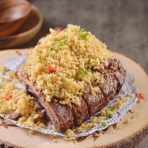 Jingfen Crispy Pork Rib金粉培香骨