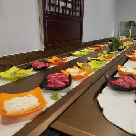 Nine Spices Fondue