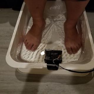 Massage Infinity - Ionic Foot Detox