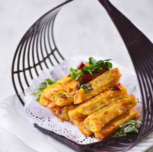 Dry-Fried Eggplant 干煸茄子