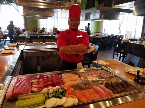 Volcano Steak & Sushi - Kennesaw