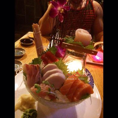 Volcano Steak & Sushi - Acworth