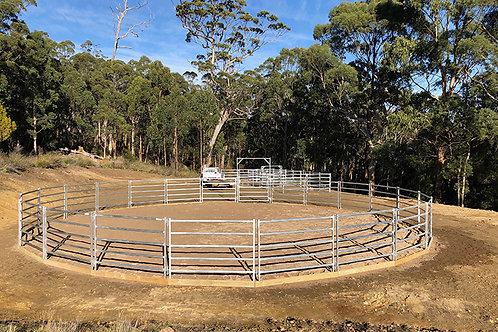 Horse Round Yard