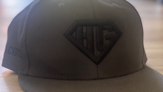 Fitted New Era HVACGOD Hat