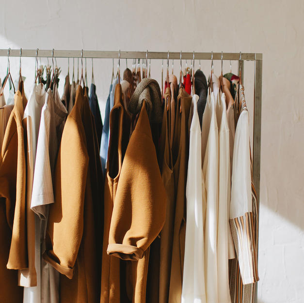 Clothing and goods