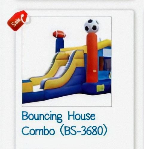 Bouncing House Combo
