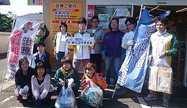 20160515仙台道路清掃
