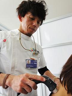 高電圧治療器 頭痛 浜松市 南区 交通事故 治療
