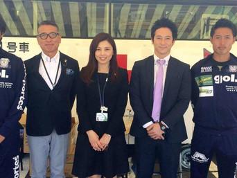 日本赤十字社と行った献血活動に70名以上の方が参加をしてくれました
