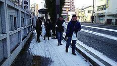 20161211仙台道路清掃