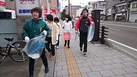20160417仙台道路清掃