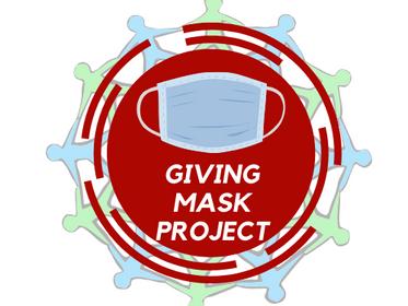 Giving Mask Projectにジコサポも参加しています